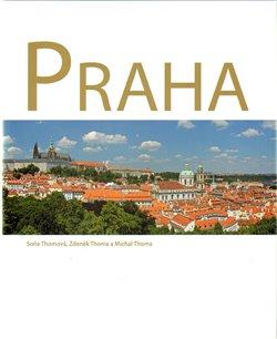 Obálka titulu Praha