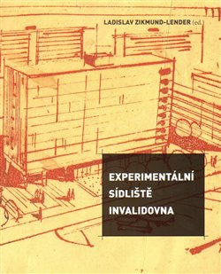 Obálka titulu Experimentální sídliště Invalidovna