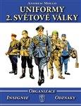 Uniformy 2. světové války (Insignie, organizace, odznaky) - obálka