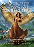 Tarot archandělů (Kniha a 78 karet) - obálka