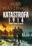 Katastrofa 1914 (Evropa táhne do války) - obálka