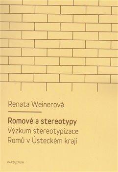 Obálka titulu Romové a stereotypy