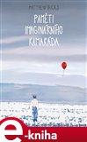 Paměti imaginárního kamaráda (Elektronická kniha) - obálka