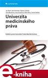 Univerzita medicínského práva (Kolektiv právní kanceláře České lékařské komory) - obálka
