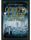 Obálka knihy Golema a Džin v New Yorku