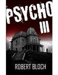 Psycho III - obálka
