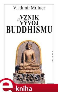 Obálka titulu Vznik a vývoj buddhismu