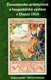 Živnostensko-průmyslová a hospodářská výstava v Chocni 1914 - obálka