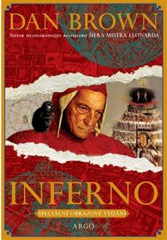 Obálka titulu Inferno - ilustrovaná verze