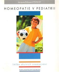 Obálka titulu Homeopatie v pediatrii