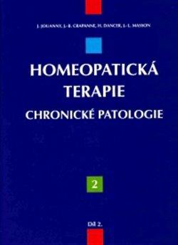 Obálka titulu Homeopatická terapie – 2. díl