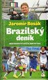 Brazilský deník, mistrovství světa den po dni - obálka