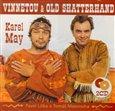 Vinnetou a Old Shatterhand - obálka