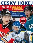 Český hokej 45 let v NHL - obálka