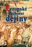 Evropské duchovní dějiny - obálka