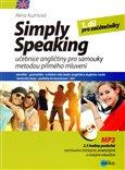 Simply Speaking (učebnice angličtiny pro samouky metodou přímého mluvení) - obálka