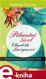 Cabernet sauvignon a jahodový dortík (Pikantní život Charlotte Lavigneové) - obálka