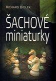 Šachové miniaturky - obálka