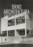Brno. Architektura 1918-1939 - obálka