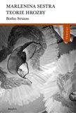 Marlenina sestra, Teorie hrozby (Bazar - Mírně mechanicky poškozené) - obálka