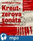 Kreutzerova sonáta - obálka