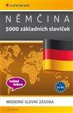 Němčina 5000 základních slovíček (Moderní slovní zásoba) - obálka