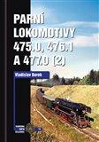 Parní lokomotivy 475.0, 476.1 a 477.0 (2) - obálka
