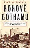 Obálka knihy Bohové Gothamu