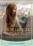 Karty mořských panen (Magická poselství léčení, lásky a fantazie) - obálka