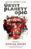 Úsvit planety opic (Ohnivá bouře) - obálka