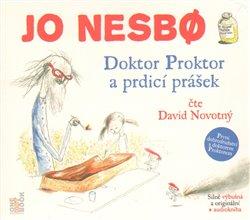 Doktor Proktor a prdicí prášek, CD - Jo Nesbo