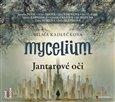 Mycelium I.: Jantarové oči - obálka