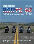 Expedice Route 66 (5000 mil legendami USA) - obálka