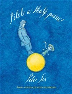 Obálka titulu Pilot a Malý princ
