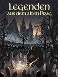 DVD-Legenden aus dem alten Prag - obálka