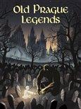 DVD-Old Prague Legends - obálka