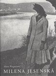 Milena Jesenská - obálka