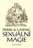 Sexuální magie - obálka