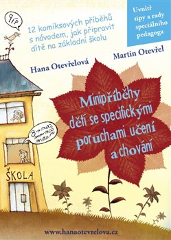 Obálka titulu Minipříběhy dětí se specifickými poruchami učení a chování