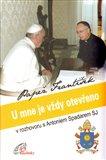 U mne je vždy otevřeno - Papež František - obálka