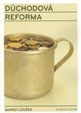 Důchodová reforma - obálka
