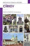 Církev (Průvodce českou historií - 3. svazek) - obálka