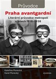 Praha avantgardní - obálka