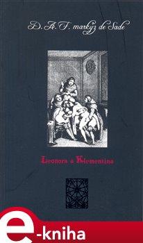 Obálka titulu Leonora a Klementina
