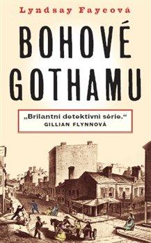 Obálka titulu Bohové Gothamu