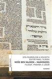 Moše Ben Majmon - Maimonides (Filosof, právník a lékař) - obálka
