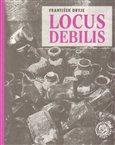 Locus debilis - obálka