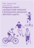 Komparace názorů a postojů české veřejnosti k životosprávě, pohybovým aktivitám a sportu - obálka
