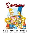 Simpsonovi: Rodinná historie - obálka