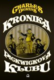 Kronika Pickwickova klubu - obálka